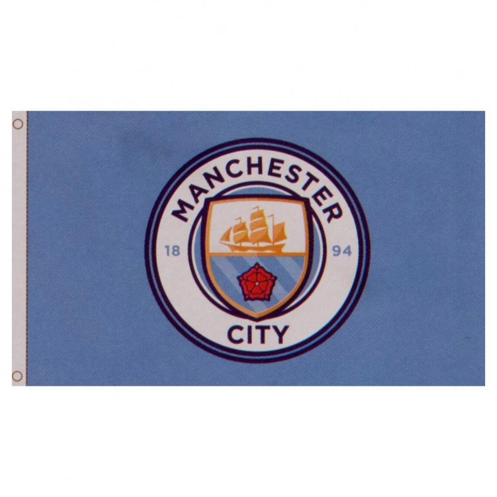 Manchester City F.C. Flag CC