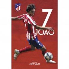 Atletico Madrid FC Poster Joao Felix 27