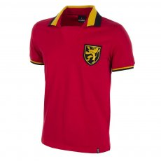 Belgium 1960s Short Sleeve Retro Football Shirt