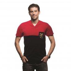 Belgium Pocket V-Neck T-Shirt