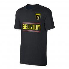 Belgium WC2018 Qualifiers t-shirt, black