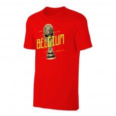 Belgium WC2018 Trophy t-shirt, red