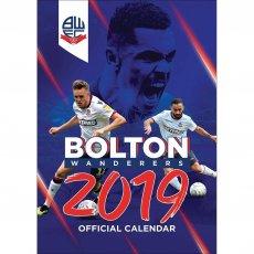 Bolton Wanderers F.C. Calendar 2019