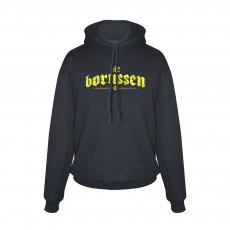 Borussia Die Borussen footer with hood, black