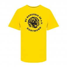Borussia Dortmund Lion t-shirt, yellow