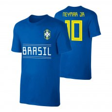 Brasil WC2018 Qualifiers t-shirt NEYMAR, blue