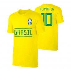 Brasil WC2018 Qualifiers t-shirt NEYMAR, yellow