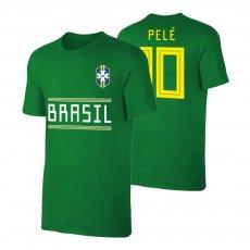 Brasil WC2018 Qualifiers t-shirt PELE, green