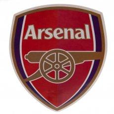 Arsenal F.C. Large Crest Sticker