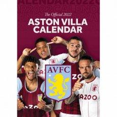 Calendar 2022 Aston Villa FC