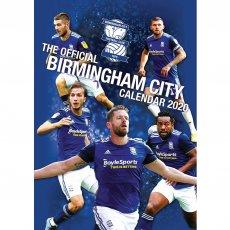 Birmingham City FC Calendar 2020