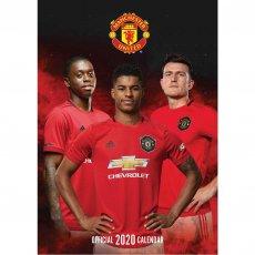 Manchester United F.C. Calendar 2020