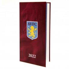 Aston Villa FC Pocket Diary 2022