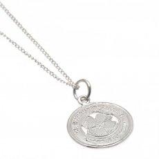 Celtic F.C. Sterling Silver Pendant & Chain