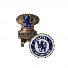 Chelsea F.C. Hat Clip & Marker