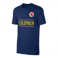 Colombia WC2018 Qualifiers t-shirt, dark blue