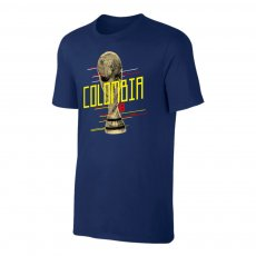 Colombia WC2018 Trophy t-shirt, dark blue