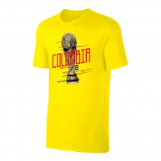 Colombia WC2018 Trophy t-shirt, yellow