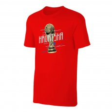 Croatia WC2018 Trophy t-shirt, red