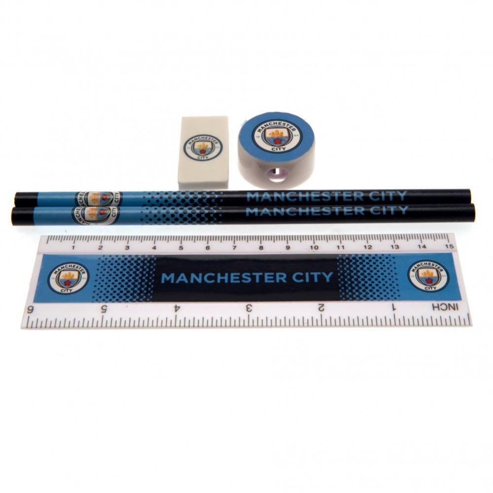 Manchester City F.C. Ultimate Stationery Set