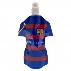 FC Barcelona Flat Bottle