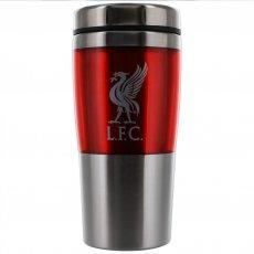 Liverpool F.C. Metal Travel Mug