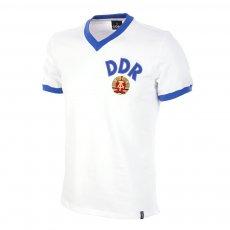 DDR Away World Cup 1974 Short Sleeve Retro Football Shirt