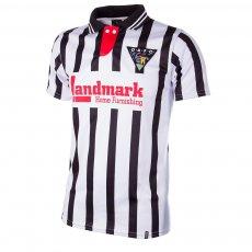 Dunfermline Athletic FC 1995 - 1996 Short Sleeve Retro Football Shirt