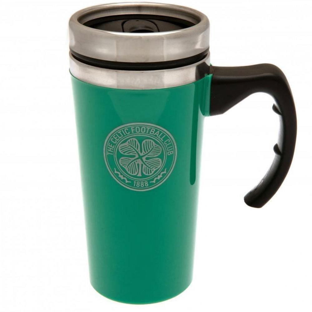 Celtic F.C. Aluminium Travel Mug