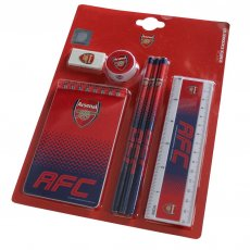 Arsenal F.C. Starter Stationery Set