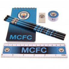 Manchester City F.C. Starter Stationery Set