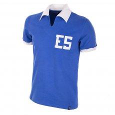 El Salvador World Cup 1982 Short Sleeve Retro Football Shirt