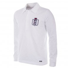 England 1930 - 35 Long Sleeve Retro Football Shirt