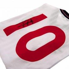England F.A. Lineker Signed Shirt
