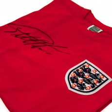 England F.A. Sir Geoff Hurst Signed Shirt