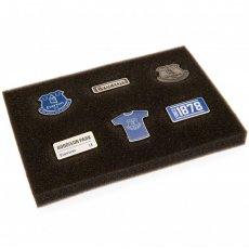 Everton F.C. 6 Piece Badge Set