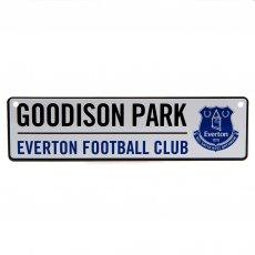 Everton F.C. Window Sign