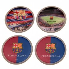 F.C. Barcelona 3D Stickers 4pk