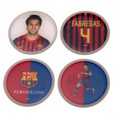 F.C. Barcelona 3D Stickers 4pk Fabregas