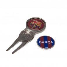 F.C. Barcelona Divot Tool & Marker
