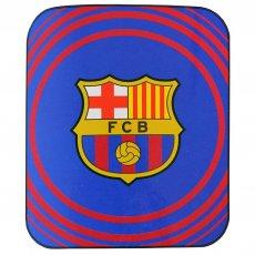 F.C. Barcelona Fleece Blanket PL