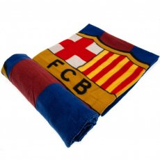 F.C. Barcelona Fleece Blanket ST