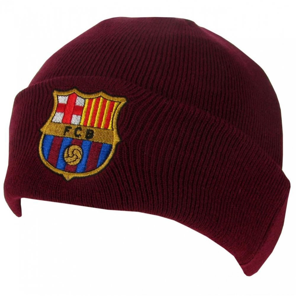 74422cfb8fa597 F.C. Barcelona Knitted Hat TU CLq20knibactc