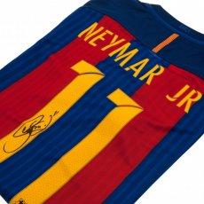 F.C. Barcelona Neymar Signed Shirt