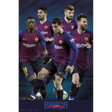F.C. Barcelona Poster Players 41 (61 x 91cm)