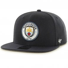 Manchester City F.C. 47 Cap No Shot Captain