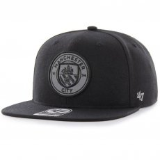 Manchester City F.C. 47 Cap Reflective Captain