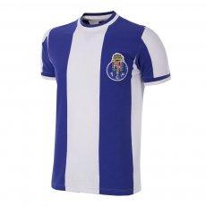 FC Porto 1971 - 72 Short Sleeve Retro Football Shirt