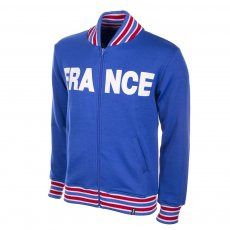 France 1960s Retro Football Jacket