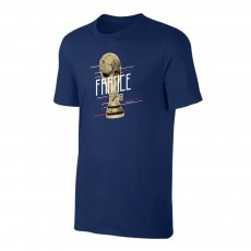 France WC2018 Trophy t-shirt, dark blue